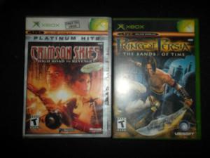 Juegos De Xbox Clasico Original