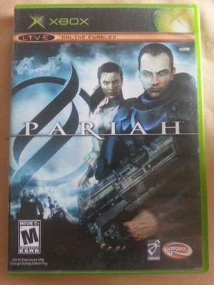 Juegos De Xbox Clásico Original Pariah
