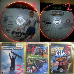 Juegos De Xbox Clásico Originales Ver Mis Publicaciones
