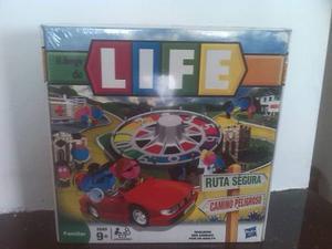 Life El Juego De La Vida! Original Nuevo!