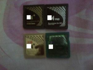 Memoria R4 Ds Dsi Ds Lite Usado Sin Memoria Guatire Miranda