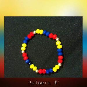 Pulseras Collares Venezuela Bisuteria Goldfield Accesorios