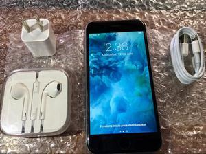 iPhone 6S Space Gray de 16Gb Lte