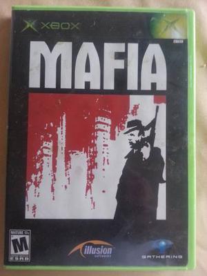 *oferta* Juegos De Xbox Clásico Original Mafia