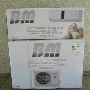 Aire Acondicionado Split Bm  Btu