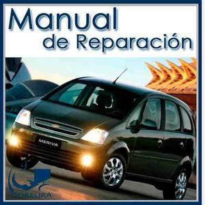 Chevrolet Meriva Manual De Taller Y Reparación