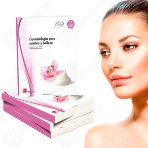 Cosmetología Para Estética Y Belleza - Grado Medio Mgh
