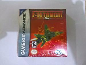 Juego Game Boy Advance F-14 Tomcat (nuevo De Paquete)