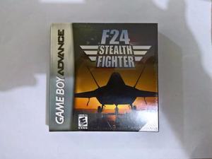 Juego Game Boy Advance F24 Stealth Figh (nuevo De Paquete)
