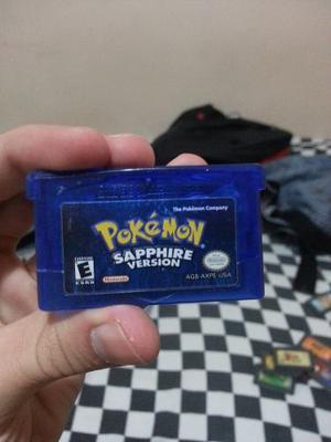 Juegos De Gba Usados En Perfecto Estado Pokemon Rubi,zafiro