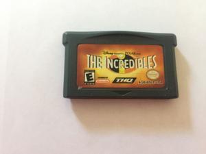 Los Increíbles Para Gameboy Advance