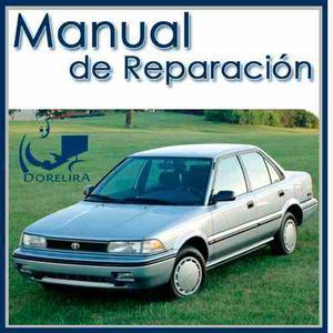 Manual De Taller Y Reparación Toyota Corolla  Al