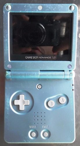 Nintendo Game Boy Advance Sp Para Reparar O Repuestos