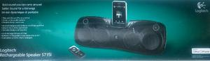 Corneta Portátil Logitech S715i Recargable Ipod. Nuev