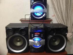 Equipo De Sonido Panasonic Sa-akx76