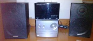 Equipo De Sonido Panasonic Sa-pm 200