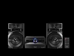 Equipo De Sonido Panasonic Sc Akax 100