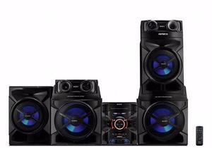 Equipo De Sonido Sony Potencia w/ Bajos 750w/ Subw 500