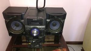 Equipo De Sonido Sony System Mhc-ec709ip