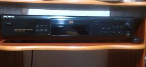 Reproductor De Cd Sony Cdp Xe-500