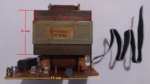 Transformador Para Equipo De Sonido / Amplificador