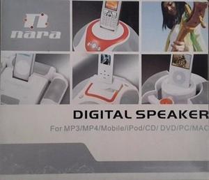 Corneta Parlante Nara Digital Speaker Sp-168