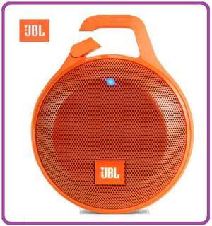 Corneta Portátil Jbl Bluetooth Clip+ **original** Naranja