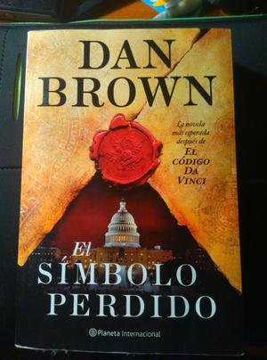 Libro El Simbolo Perdido Dan Brown