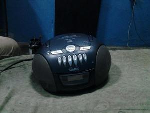 Portable Radio Am Fm Cassette No Sirve El Cd Solo Rad Y Cas