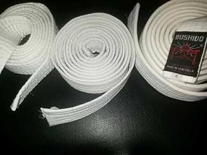 Cintas De Karate Blancas