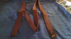 Cinturones Para Artes Marciales