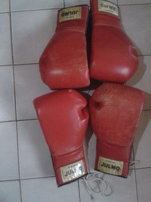 Guantes De Boxeo Julmo Usados