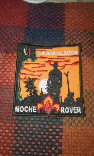 Insignia Scouts De Venezuela Noche Rovers  Aragua