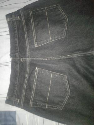 Pantalón Jeans Negro,nuevo de Caballero