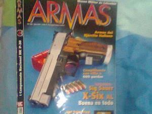 Revistas De Armas