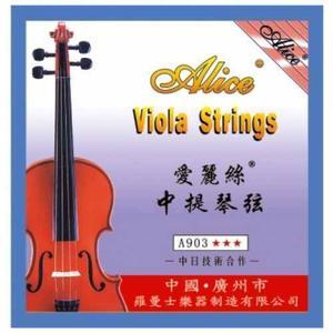 Set De Cuerdas Para Viola Alece A903 Nuevas