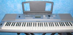 Piano teclado yamaha portable grand dgx 505 posot class for Yamaha portable grand dgx 220 electronic keyboard