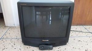 Televisor Panasonic 21'' Pulgadas Con Su Control Remoto
