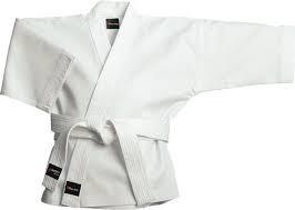 Uniforme De Karate Semi Pesado Para Kata Y Kumite Talla 2,