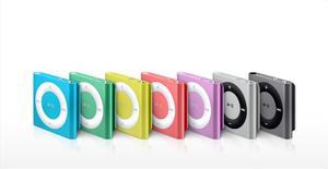 Ipod Shuffle Orig Apple 6ta Generación 2gb 100%nuevos