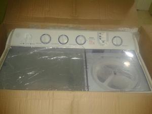 Lavadora Doble Tina Semi Automática De 12 Kilos Nueva