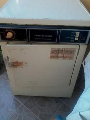 Lavadora Secadora Morocha Ge