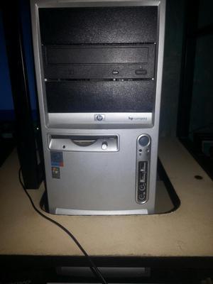 Vendo Cpu Computadora Hp Varato
