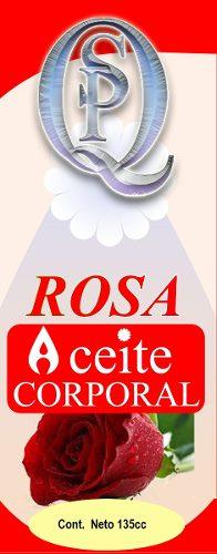 Aceite De Rosa Moqueta, Coco, Almendra 135cc