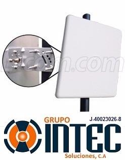Antena De Panel Hyperlink L-com Hgp 2.4 Ghz 18 Dbi