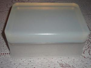 Formula Original Barra De Glicerina 1kg Transparente.