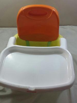 Mesa De Comer Viajera Para Bebes Fisher Price Usada