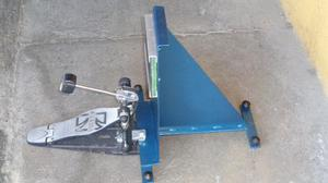 Pad Practica De Bombo Pearl Tama Mapex Pedal Doble Simple