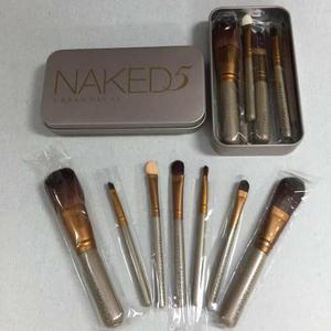 Set De Brochas Naked En Oferta