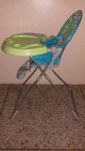 Silla De Comer Para Bebé Marca E-baby